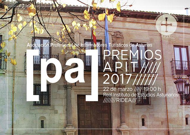 Entrega de premios Apit Asturias