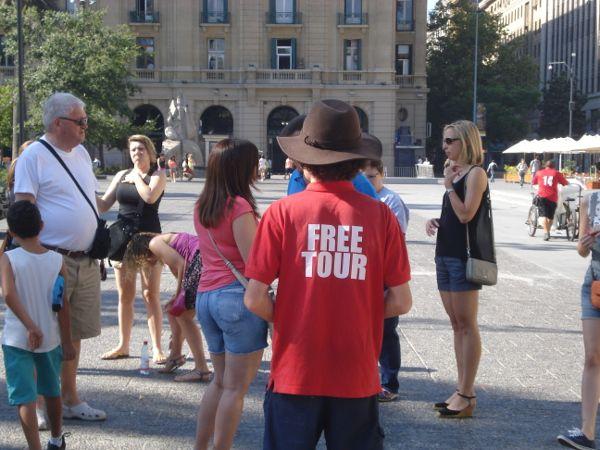 La «ASA» en el Reino Unido pone freno a los «Free Tours»