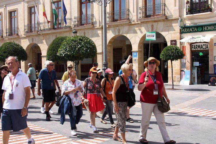 El Ayuntamiento de Ronda realizará controles aleatorios para acabar con el intrusismo entre los guías turísticos