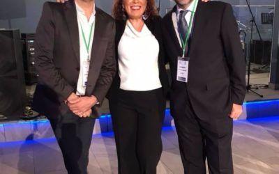 Reunión de los delegados nacionales en la reunión anual en Creta.