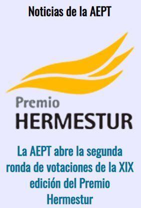 Maria Rosa de Juan, finalista en el premio Hermestur XIX, pedimos tu voto para otorgarle este premio entre todos.