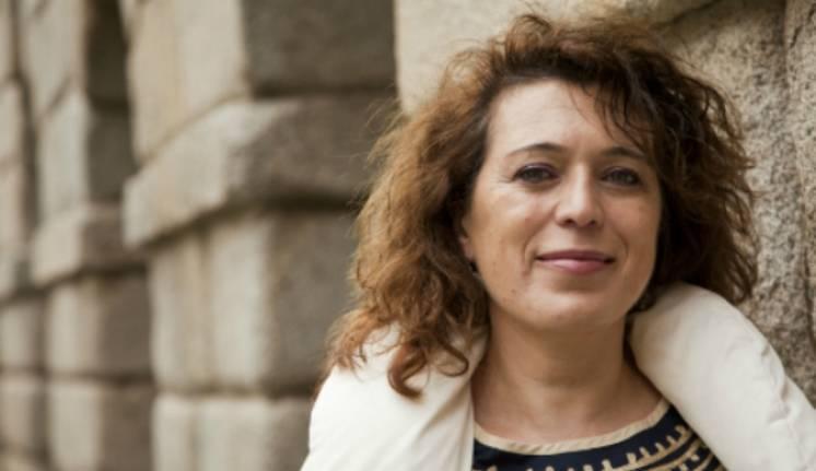 Una toledana lleva a Fitur la guerra de los guías turísticos contra el intrusismo, Almudena Cencerrado, presidenta de CEFAPIT