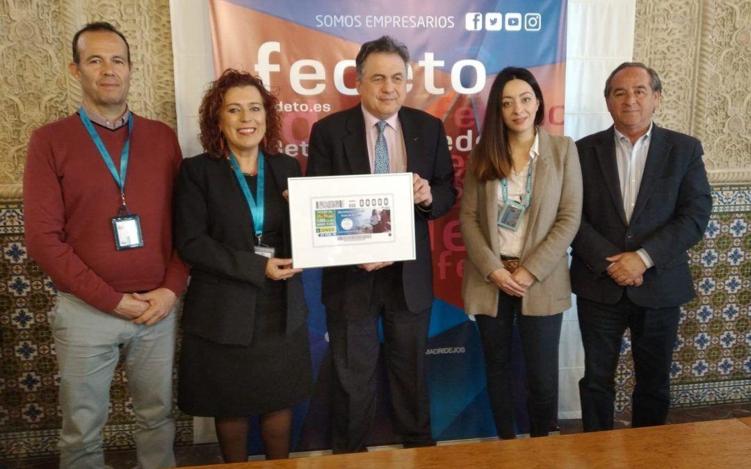 CEFAPIT impulsa una campaña en favor de la Turismofilia y contra la Turismofobia, empezando con la presentación del cupón de la ONCE para el DIGT2019.