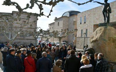 La Policía Municipal reforzará la vigilancia contra el intrusismo entre los guías turísticos de la ciudad.