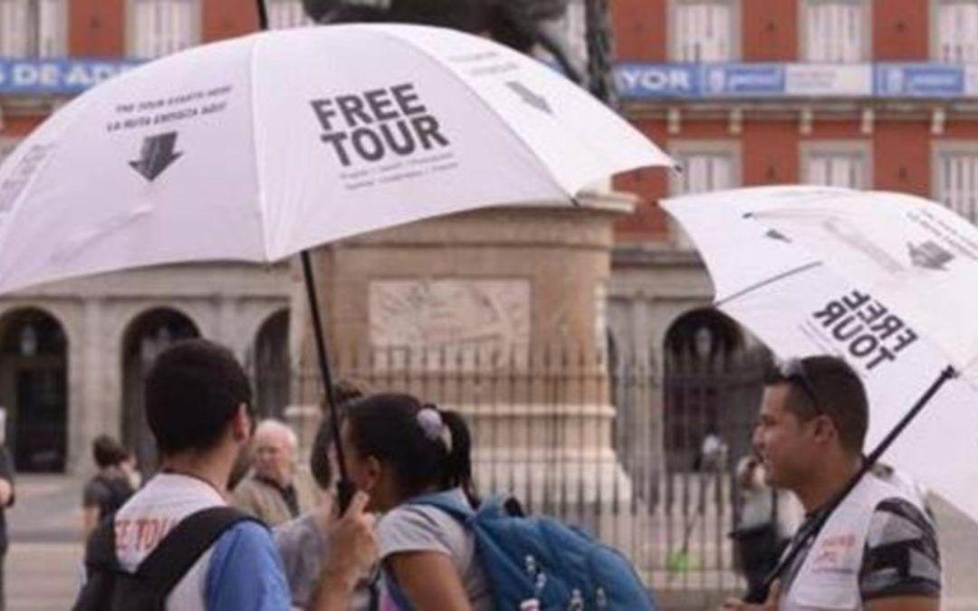 Los «free tours» Córdoba | Un negocio que prolifera no exento de polémica, Luís Álvarez, Apit Córdoba