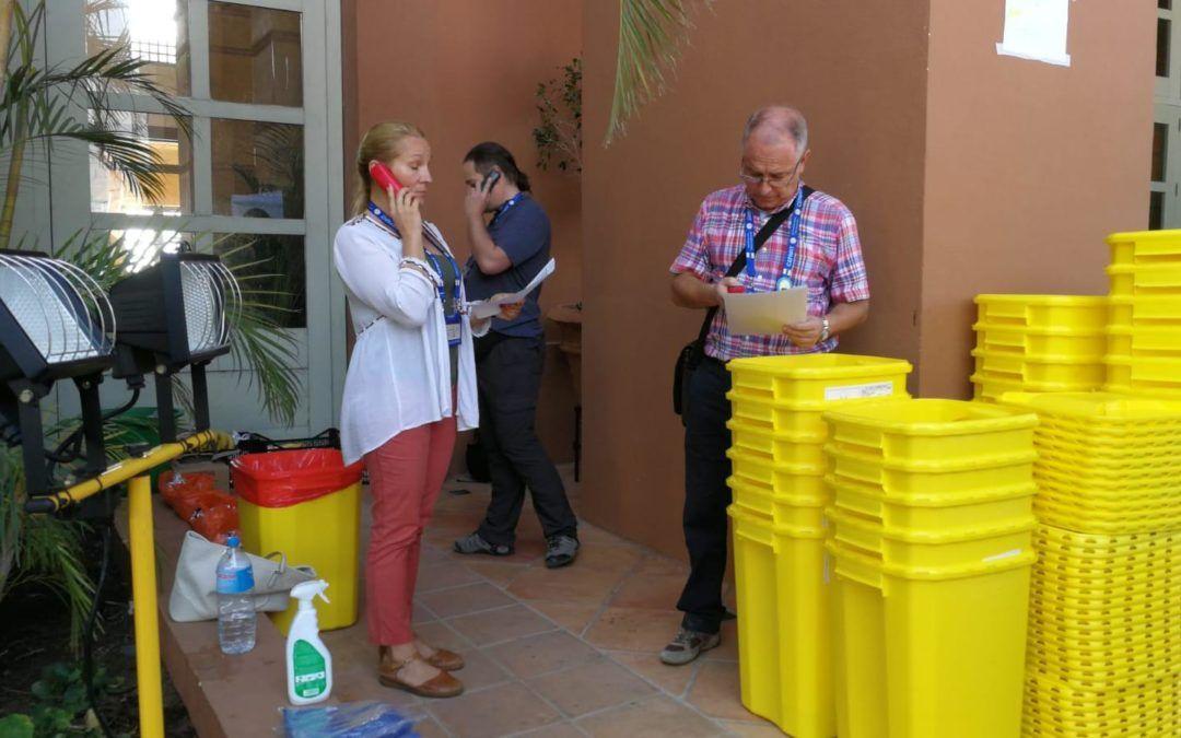 Los Guías de Tenerife (Apit Tenerife) se vuelcan en la crisis del coronavirus
