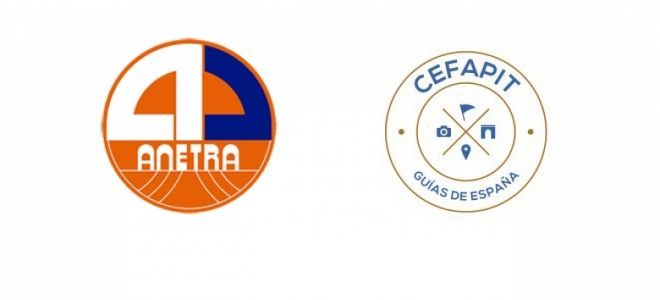 ANETRA, Asociación de empresas de transporte discrecional de viajeros por carretera, y CEFAPIT, Confederación de guías oficiales de turismo de España, acuerdan la colaboración mutua en beneficio de sus afiliados dentro del sector turístico.