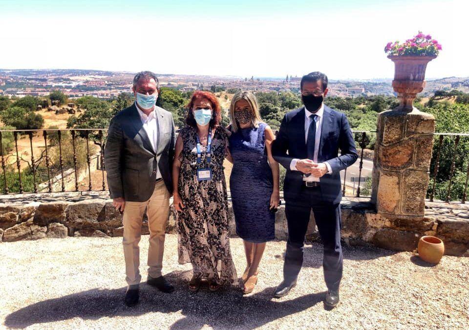 Toledo, Granada y Sevilla se unen para revitalizar el turismo «con confianza»