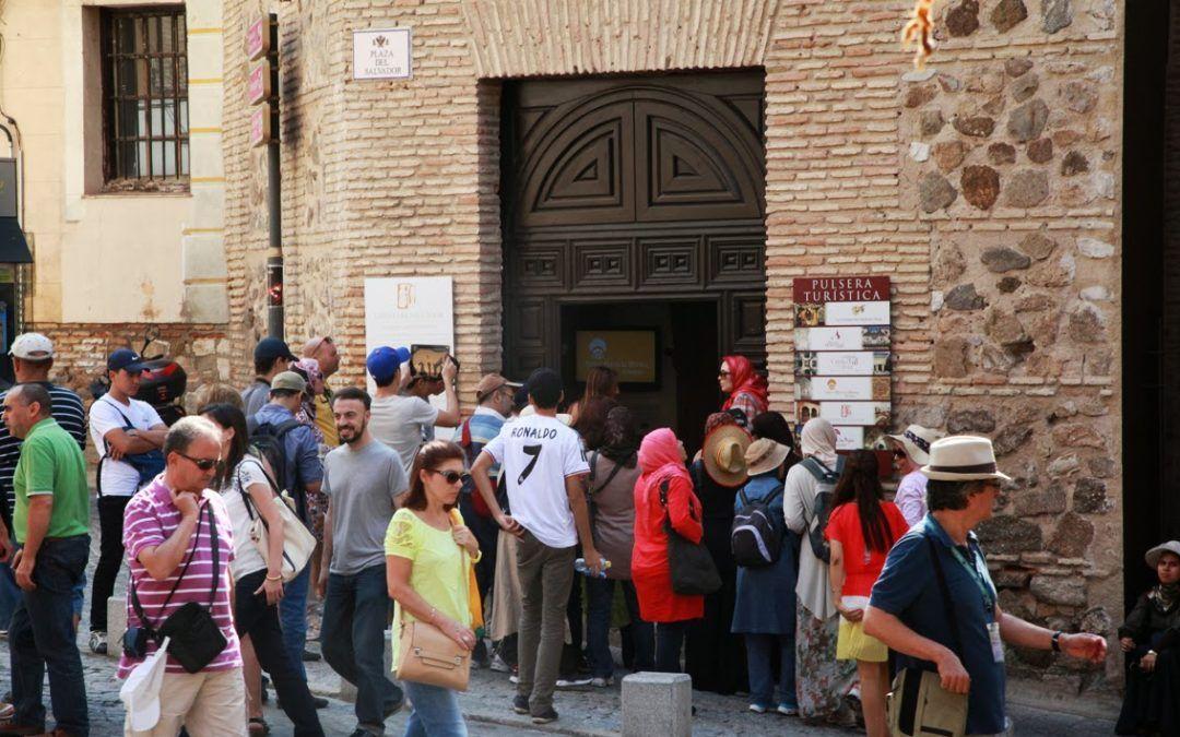 Denuncian las prácticas de los «Free Tours» en Toledo