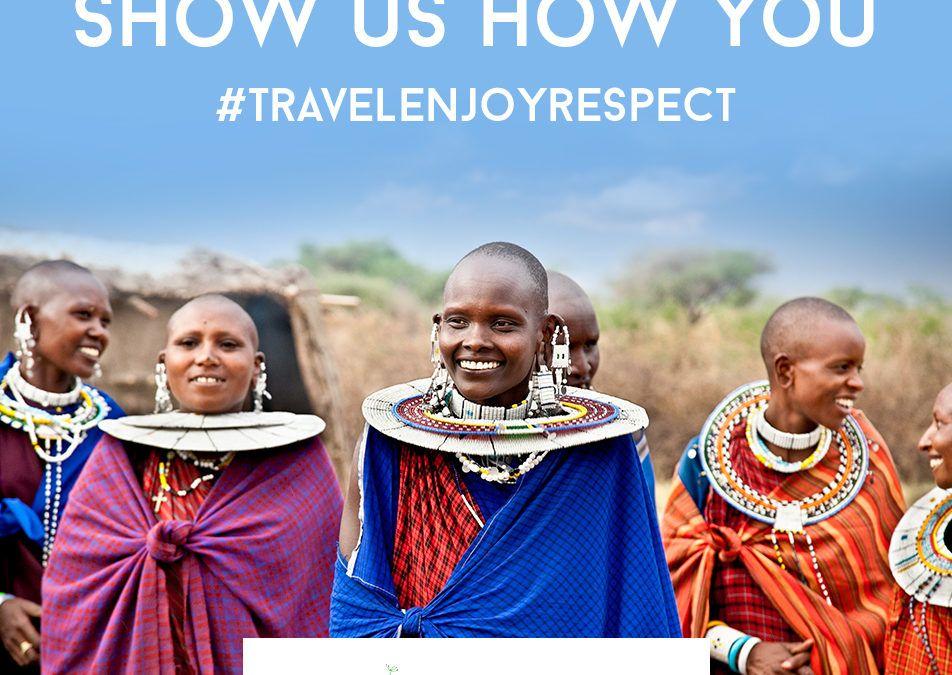 Día Mundial del TURISMO, Viaja, disfruta, respeta.