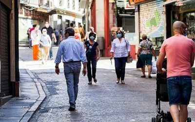 Almudena Cencerrado espera un turismo menos masificado tras la Covid.