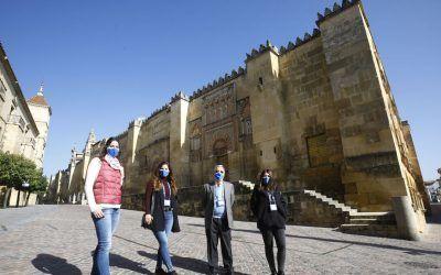 Se buscan turistas: Así ha cambiado la vida de los guías oficiales en Córdoba por el coronavirus