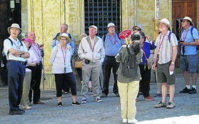Los guías esperan que el turismo nacional empiece a regresar a Salamanca «en julio o agosto»